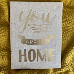 You are my home picture